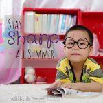 Stay Sharp All Summer Long